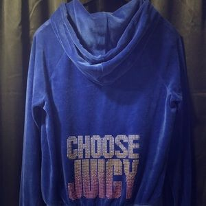 Juicy Couture Soft Relaxed Hoodie